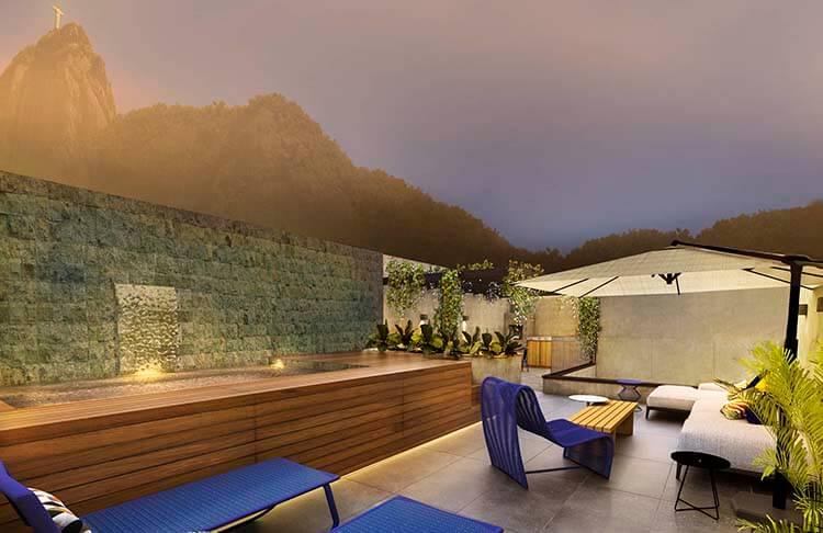 Apartamentos de luxo viram 'objetos de desejo' na Zona Sul do Rio