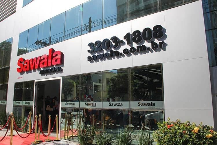 Café da manhã marca abertura da nova loja Sawala na Freguesia