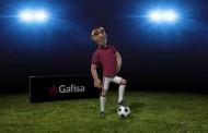 Construtora cria Boneco em 3D do jogador Denílson para ação na web