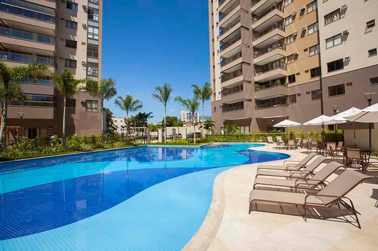 Um ano de condomínio grátis e juros de 8,85%