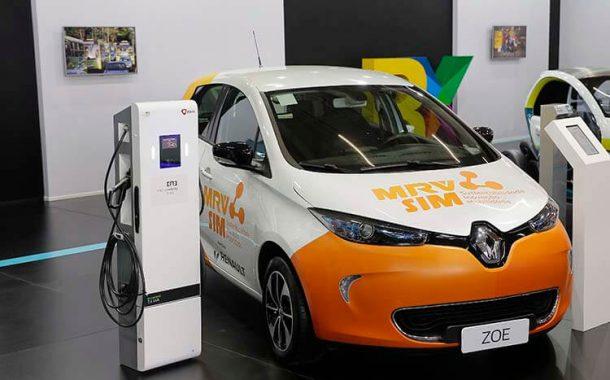 MRV implementa compartilhamento de carro elétrico em empreendimentos