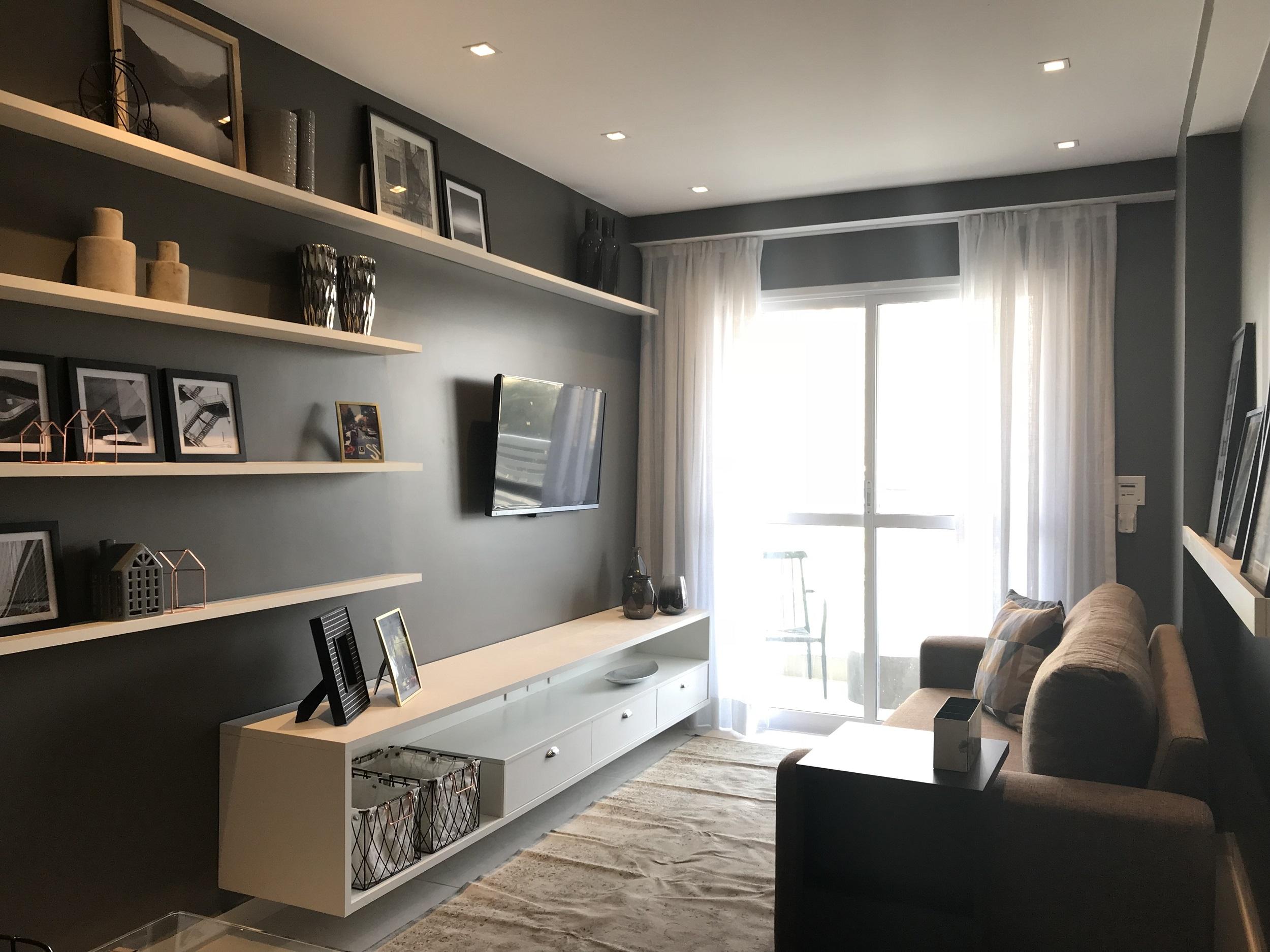 Decorados, armários e condomínio grátis para alavancar as vendas