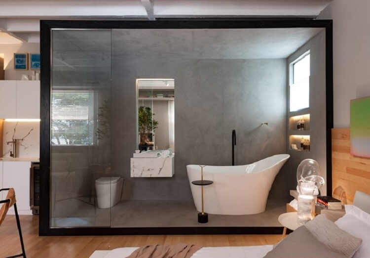 Como transformar o seu banheiro em um SPA