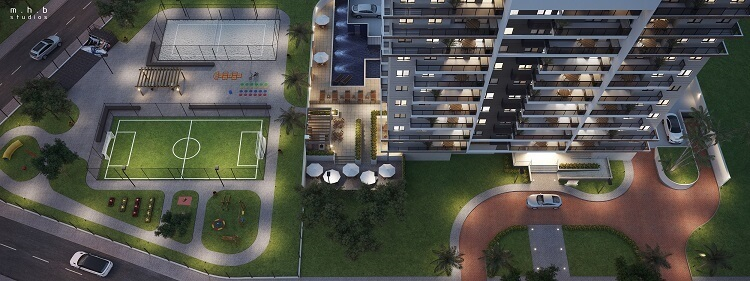 Park View em Barra Bonita: 70% das unidades vendidas no lançamento