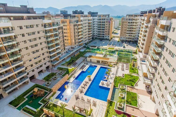 Calçada oferece condições especiais para unidades residenciais e comerciais