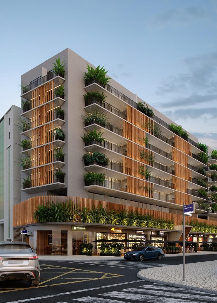 Mozak comercializa o residencial Essência no Leblon