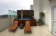 Avanço abre cobertura decorada no Now Vila da Penha, pronto para morar