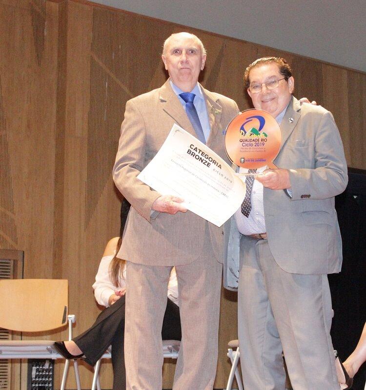 Creci-RJ recebe Prêmio Qualidade Rio