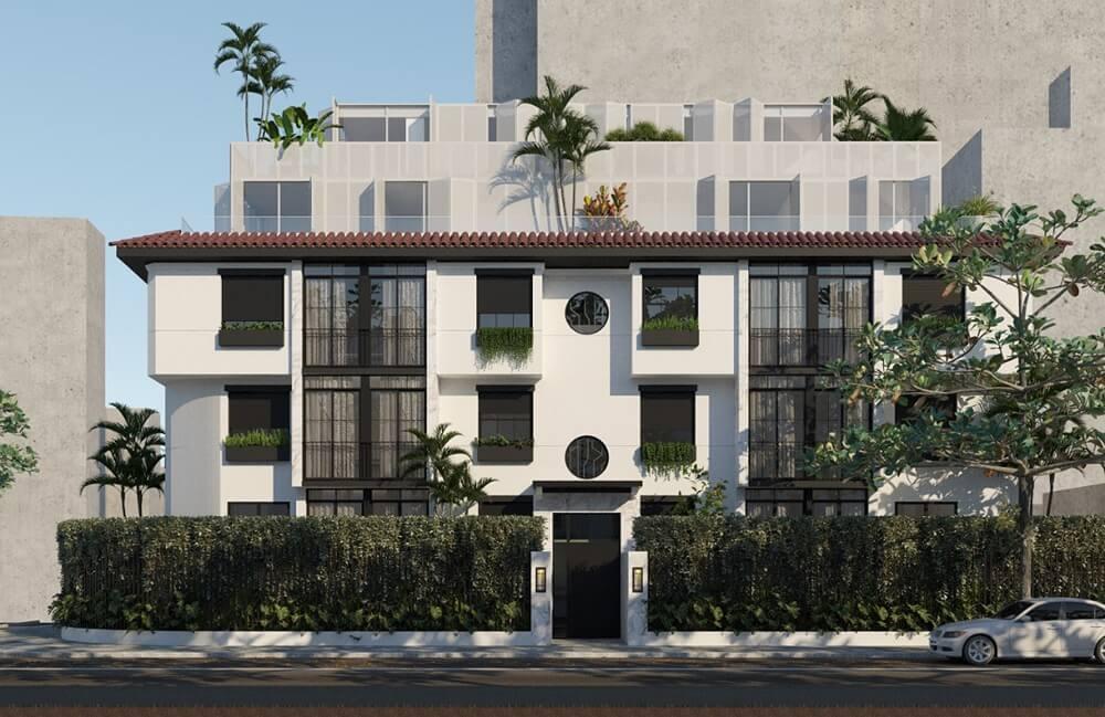 Mozak lança o Tropí no Leblon com apartamentos de apenas um quarto
