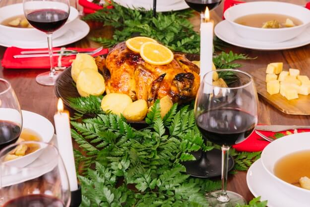 12 dicas para economizar gás nas ceias de Natal e Ano Novo