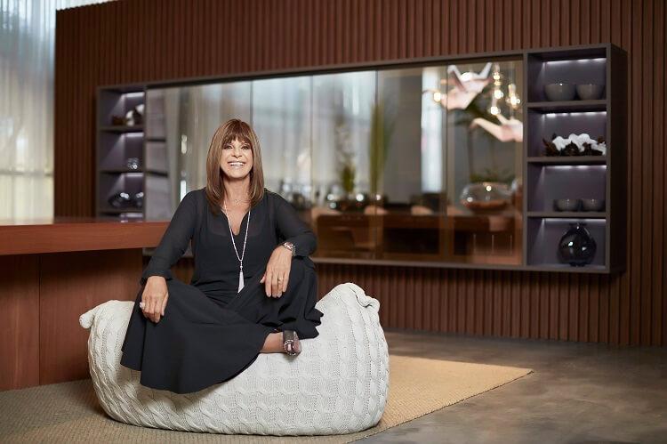 Designer de interiores Jóia Bergamo lança curso online de decoração