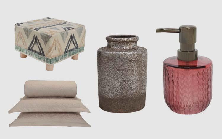 Para decorar: produtos Camicado com até 70% de desconto