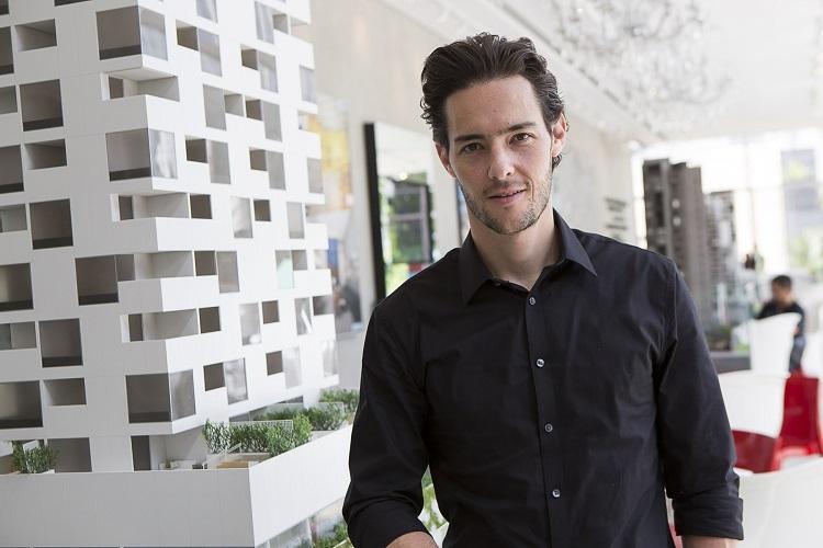 Lafer Frankel, CEO da Vitacon: mais de 300 unidades vendidas sem nenhum contato físico