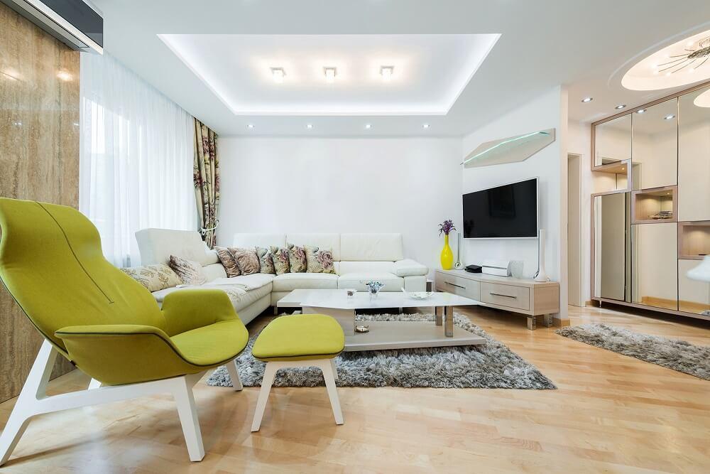 Knauf lança forro 10% mais leve que chapa de Drywall tradicional