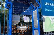 Grupo Tigre instala lavatórios de mãos no Paraguai e na Colômbia