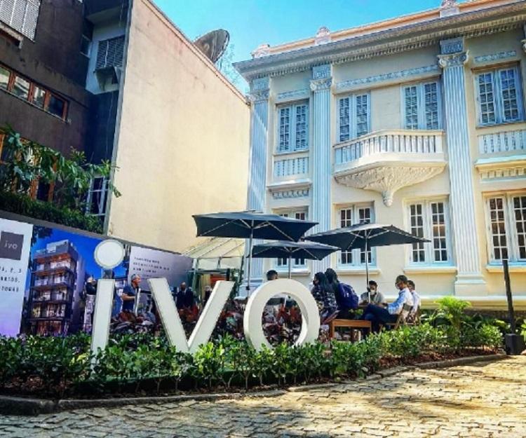 Bait lança residencial em endereço onde funcionou a clínica Ivo Pitanguy