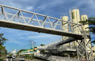 MRV entrega passarela na Avenida Brasil
