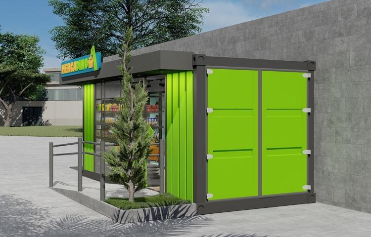 Lojas de conveniência em alta nos condomínios