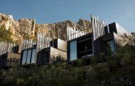 Hotel na Espanha tem arquitetura sustentável que se conecta com a natureza